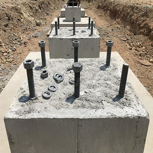 Concrete Anchor Bolts in Construction Projects